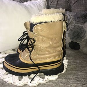 Sorel Winter Boots Woman's 5